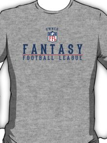 Fantasy Football Owner T-Shirt