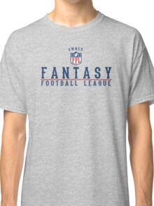 Fantasy Football Owner Classic T-Shirt