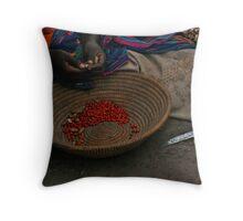 Uganda.3 || Fall 2014 Throw Pillow