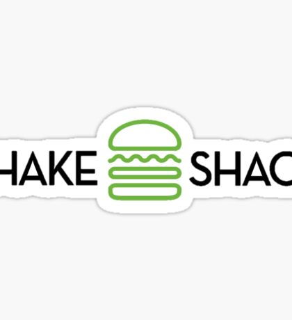 Shake Shack Sticker