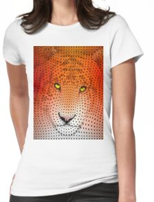 Beauty in Danger Womens Fitted T-Shirt