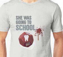 Death at School Unisex T-Shirt