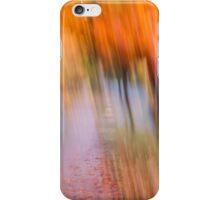 Fall Canopy iPhone Case/Skin