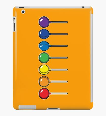 What color is your lollipop / sucker / candy iPad Case/Skin