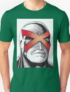 Cyclops Pen and Ink Unisex T-Shirt