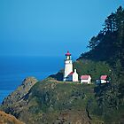Heceta Head Lighthouse by kchase