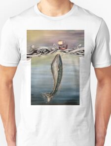 Jonah and the whale Unisex T-Shirt