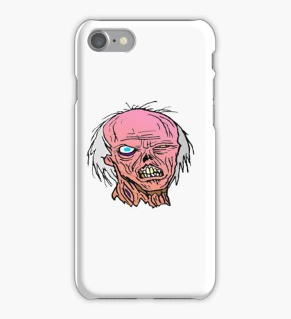 The Zombie Man iPhone Case/Skin