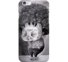 Grandma Broccoli iPhone Case/Skin
