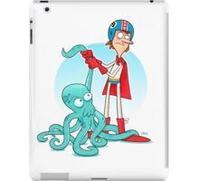 Octo-Wrestlin'! iPad Case/Skin