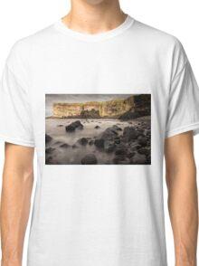 Dunluce Castle Shadow Classic T-Shirt