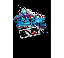 GAME Explotion Photographic Print