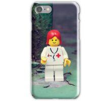 ::: { THE NURSE } ::: iPhone Case/Skin