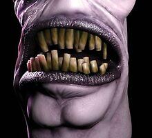 """Albino Poster - """"Cornelius"""" by ApeLaw"""