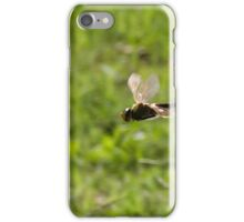 Dragon in flight iPhone Case/Skin