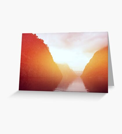 Landscape 08 Greeting Card