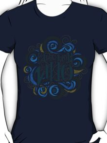 Whimsically Wibbly Wobbly Timey Wimey - Light Shirt T-Shirt