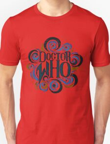 Whimsically Wibbly Wobbly Timey Wimey - Light Shirt Unisex T-Shirt