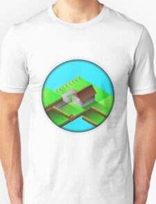 Homestead Design By Inkblot T-Shirt