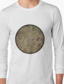 Wheat Fields by Inkblot Long Sleeve T-Shirt
