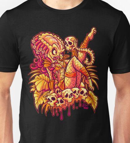 PREDATOR PINUP Unisex T-Shirt