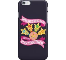 Slay Together, Stay Together - Sailor Scouts iPhone Case/Skin