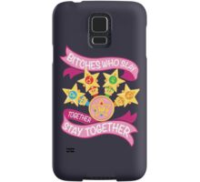 Slay Together, Stay Together - Sailor Scouts Samsung Galaxy Case/Skin