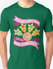 Slay Together, Stay Together - Sailor Scouts Unisex T-Shirt