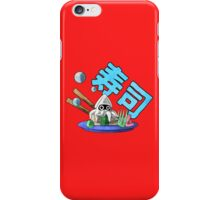 Mushroom Kingdom Squid Sushi iPhone Case/Skin