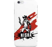 Nisha iPhone Case/Skin
