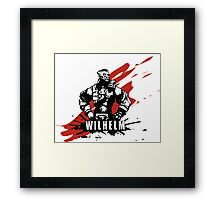 Wilhelm Framed Print