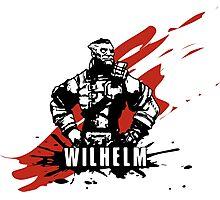 Wilhelm Photographic Print