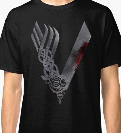 Vikings HD logo Classic T-Shirt