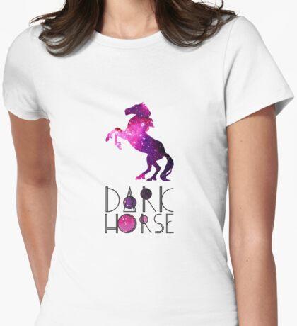 Dark Horse Womens Fitted T-Shirt