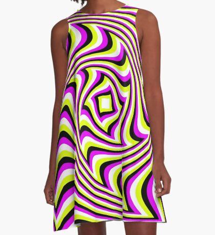WHAMANDALA A-Line Dress