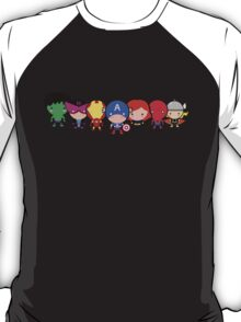 The Cute Avengers T-Shirt