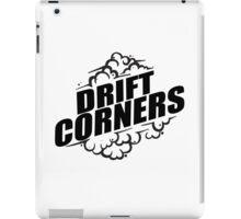 Drift Corners iPad Case/Skin