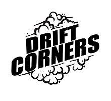 Drift Corners Photographic Print