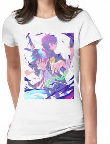 Rin Okamura Womens Fitted T-Shirt