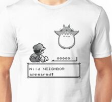 Wild NEIGHBOR appeared! Unisex T-Shirt