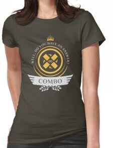 Magic the Gathering - Combo Life V2 Womens Fitted T-Shirt