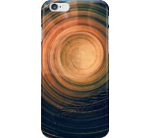 art glass background iPhone Case/Skin