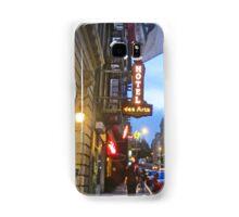 Bush Street Downtown Samsung Galaxy Case/Skin