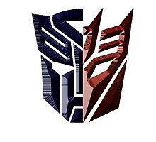 Transformers-Decepticon/Autobot by EversonInd