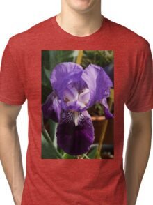 blue orchid Tri-blend T-Shirt
