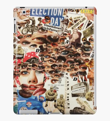 Election Day  iPad Case/Skin