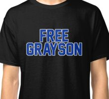 Free Grayson Allen Classic T-Shirt