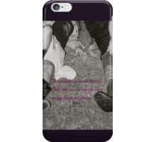 True love iPhone Case/Skin