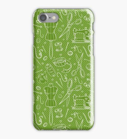 sewing  factory iPhone Case/Skin