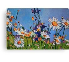 Wildflowers 2 Canvas Print